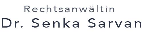 Kanzlei Dr. Senka Sarvan
